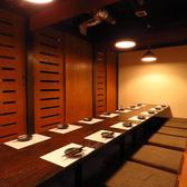 個室×海鮮居酒屋 蔵之庵 すすきの店の雰囲気3