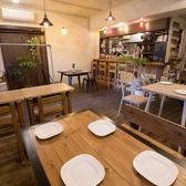 Cafe&Dining Karaltupo カフェ&ダイニング カラッポの雰囲気2