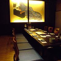 【和の空間の個室座敷】歓迎会、送別会にもお勧め♪
