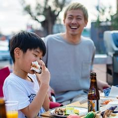 ピーカンBBQ outdoor dining cafeの特集写真
