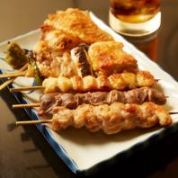 【こだわりの鶏肉料理】