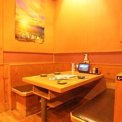 気軽なお食事にも最適な店内です。【大崎でお食事処、宴会を実施するお店をお探しなら北海道へ】