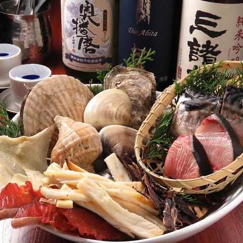 居酒屋 魚と焼 参五八 雑魚やグループ
