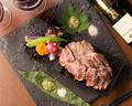 料理メニュー写真3種の食べ比べSET(フィレ・サーロイン・ハラミ)