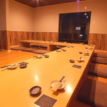 酒麺堂 しゃんじの雰囲気1