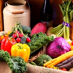 お野菜たっぷりベヂロカミートソースパスタ♪新鮮なお野菜がたっぷり入ってます~♪
