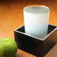 【日本酒各種】寒い冬は熱燗で!