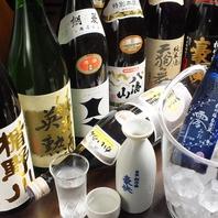 お酒の種類も豊富にご用意♪♪
