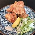 料理メニュー写真長州鶏のジューシー唐揚げ