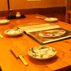 季節料理 中むら円の雰囲気3