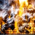 赤鶏のもも焼きはジューシーで何度も食べたくなるヤミツキの味♪