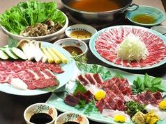 桜肉料理 馬春楼