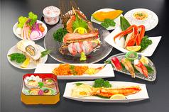 海鮮厨房 かに政宗 本町店のコース写真