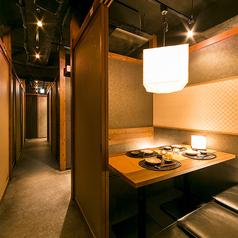 個室居酒屋 和菜美 wasabi 札幌駅前店のおすすめポイント1