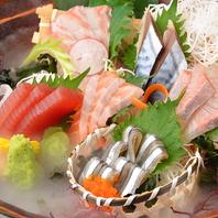 鮮魚といえば【磯ぎんちゃく】