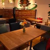 瓦 kawara CAFE&KITCHEN 名古屋PARCO店の雰囲気2