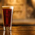 少量生産の貴重なブルックリンラガーをご堪能ください。通常のビールの2倍の時間をかける製法でブリックリンラガーは名古屋で味わえるのは当店のみ!普通のビールよりも強い苦味に芳潤な香り、豪快な味わいが特徴で、肉料理との相性は抜群です。