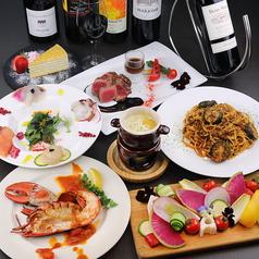 食楽BAL TAKEO 土浦店のコース写真