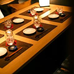 個室居酒屋 和菜美 wasabi 広島袋町店の雰囲気1