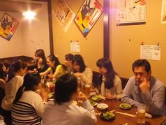 餃子酒場 トラハチ 小倉魚町店の雰囲気1
