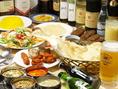 インド料理をガッツり楽しみたいならアムリットへ!!