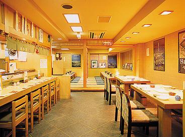 函館 開陽亭 南6条 すすきの本店の雰囲気1