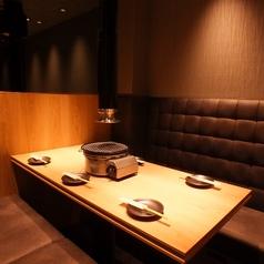 信州戸隠蕎麦と鶏焼き 七ゝ樹 中目黒の雰囲気1