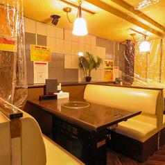 タイレストラン バンコクの雰囲気1