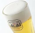 ビールは辛口 アサヒスパードライ。勿論ブラックやハーフもご用意しております。ノンアルコールのビールもございますのでお気軽にお越しください。クーポンご利用で、朝まで飲み放題 通常2200円→ 1500円でご提供★もちろん生ビール付きです!ぜひご利用ください!