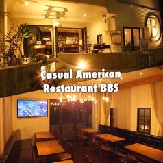 福島 カジュアル アメリカン レストラン ビービーズの写真