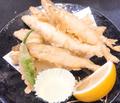 料理メニュー写真わかさぎの天ぷら