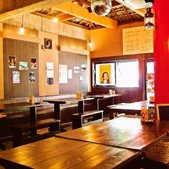 世界食堂 地球屋 琉球安里駅前店の雰囲気1