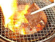 炭火焼肉 山星 本店の写真