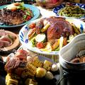 料理メニュー写真コース料理各種ございます