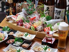 蔵元の酒と直送の魚 さかまる 大井町店の写真