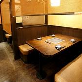 4名様タイプのテーブル個室☆人気!