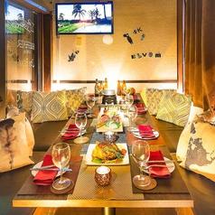 ハワイテーブル HAWAII TABLE 新宿東口店の雰囲気1