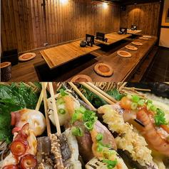 元祖北海魚串 がりやの写真