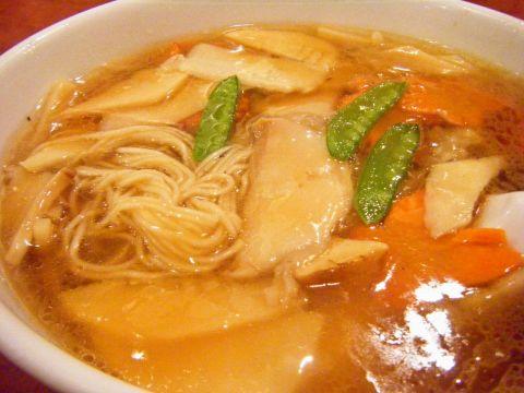 福建路にある北京料理のお店!ゆったり寛げる空間と化学調味料を使わない料理が自慢!