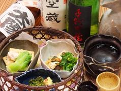 旬菜割烹 姫膳の写真