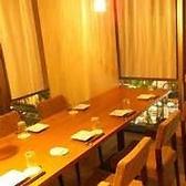 101~12名様用個室】詳細は店舗までお問い合わせください◎10名様前後がご利用いただける中人数向け個室席です。落ち着いた照明の中、ゆったりとご宴会をお過ごしください。お席のみのご予約も承りますので、お気軽にご連絡ください。ご希望のお席もございましたらお伝えください。