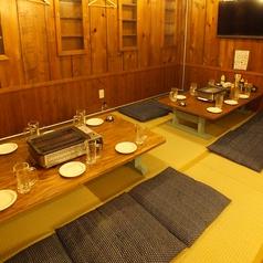 大衆焼肉・ホルモン天ぷら サコイ食堂の雰囲気1