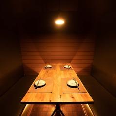 九州創作料理と厳選肉 結 高崎駅前店の雰囲気1