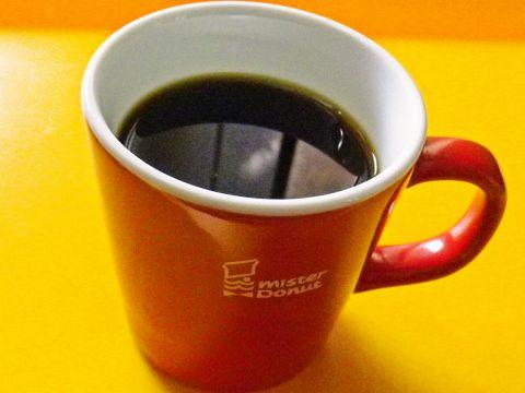 コーヒー おかわり ミスド