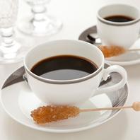 HOTコーヒーor紅茶 【おかわり自由】