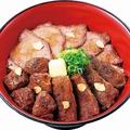 料理メニュー写真≪居酒屋和民のおすすめ≫スタミナ3種のビーフ丼