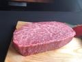 料理メニュー写真サーロイン芯 【薩摩牛】黒毛和牛 200g