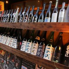 炭焼きと日本酒 らんぷの外観2
