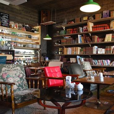Cafe sofarii カフェ ソファリの雰囲気1