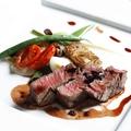 料理メニュー写真今月のお肉料理